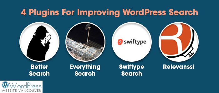 Plugins For Improving WordPress Search