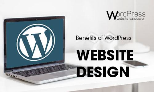 Benefits of WordPress Website Design